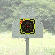 10% 2F20% 2F50 палки в упаковке Всплеск цветок цель 8 дюймов клей Реактивность Стрельба Цель Цель пистолет +% 2F Винтовка +% 2F Пистолет Связующие