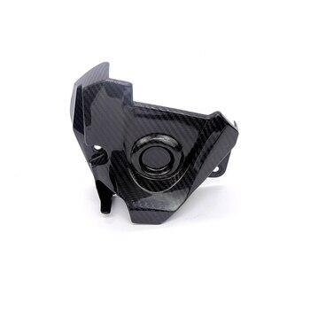 Carbon Fiber for Yamaha MT09 MT-09 FZ09 FZ-09 Tracer FJ09 FJ-09 2014-2016 Engine Sprocket Chain Clutch Case Cover Accessories
