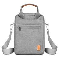 WIWU 타블렛 가방 iPad 프로 9.7 10.2 10.5 11 Shockproof 핸들 가방 크로스 바디 가방 2018 숄더 태블릿 가방 케이스