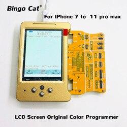 V6 Màn Hình LCD Màu Sắc Ban Đầu Lập Trình Viên Cảm Quang Sửa Chữa Mô Đun Cho X XS 11Pro Max 7 8 Plus True Tone/ cảm Ứng/Pin Sửa Chữa