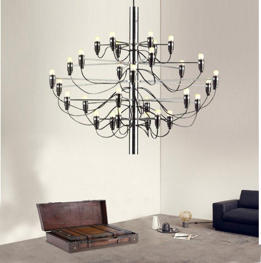 Gino Sarfaitti дизайн люстра освещение гостиная спальня лестница люстра ветка провод для люстры лампа розовое золото черный