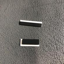 INNO Fiber Fusion Splicer Fiber ผู้ถือ FH 40ปะเก็นยางสำหรับ IFS 15ดู1ดู6L M7ดูดู7เส้นใย Clamp Rubber Pad