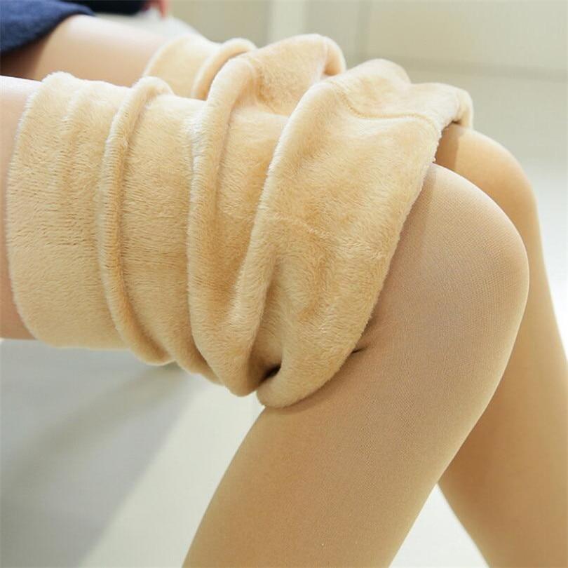 YRRETY Winter Warm Velvet Thick Skinny Pants Women Plus Size High Waist Leggings Trousers Female Clothing Pencil Pants Femme 67