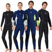 Men's 5MM Neoprene Women Black/Grey Wetsuit Scuba Diving Surfing Fullsuit Jumpsuit Wetsuits Wet Suit Men 5 millimetre New 2021