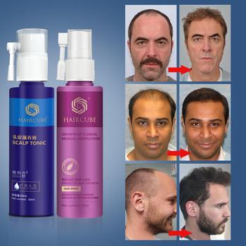 HAIRCUBE Serum na porost włosów magia szybki wzrost włosów gęsty zabieg przeciw wypadaniu Essence płynne narzędzia do wzrostu włosów pielęgnacja włosów tanie i dobre opinie 20161221 CN (pochodzenie) Produkt do wypadania włosów Natural herbs 1 piece hair tonic 20ml for hair growth Hair Growth Essence