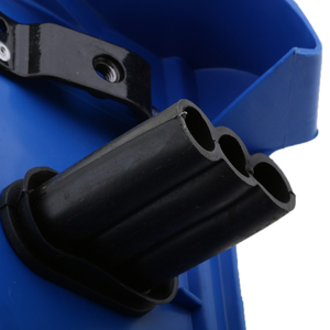 Image 5 - 야마하 PEEWEE PW80 PW 80 핏 먼지 자전거 용 블루 에어 박스 필터 어셈블리