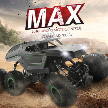 Pokich RC Car RC Off-road truck Climing Kids Toy Remote Control Car Off-road 1:12 Simulation Car Model Hight Speed Best Gift