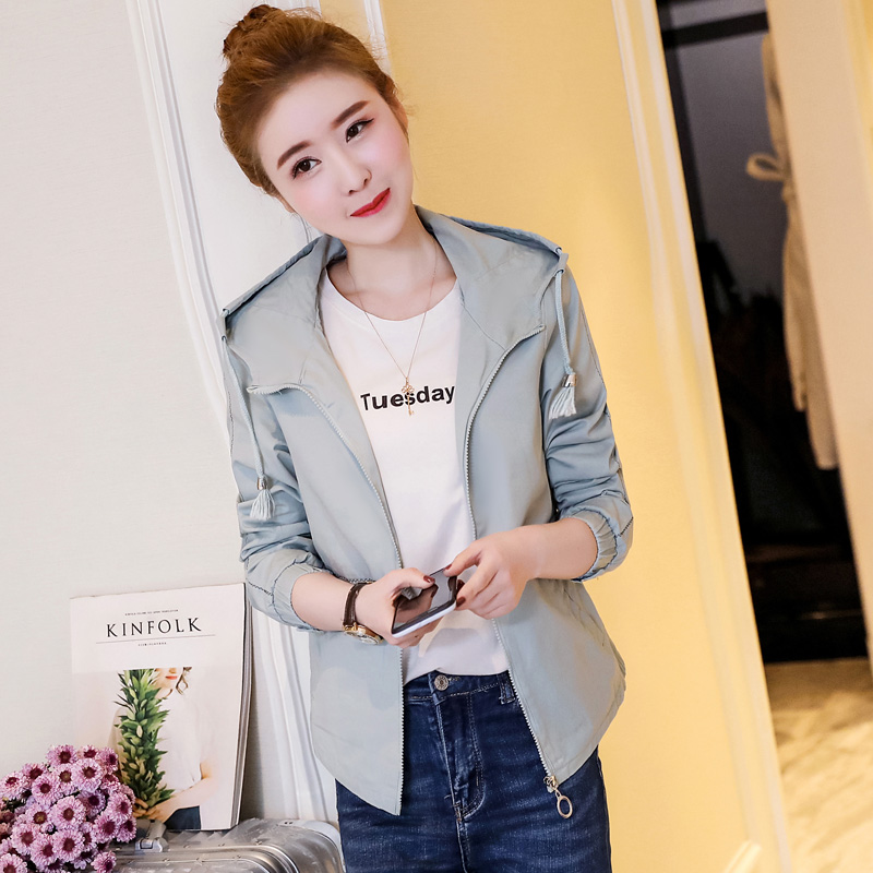 Closeout DealsSmall Jacket Dress Short Baseball-Suit Body-Repair Autumn Korean-Version Student Casual