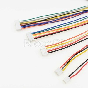 5-10pcs/lot JST 2.0mm PH 2.0 2/3/4/5/6/7/8/9/10 Pin Pitch Connector Plug Wire Cable 100MM Length 26AWG