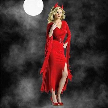 Victorian Vampire Witch Dress