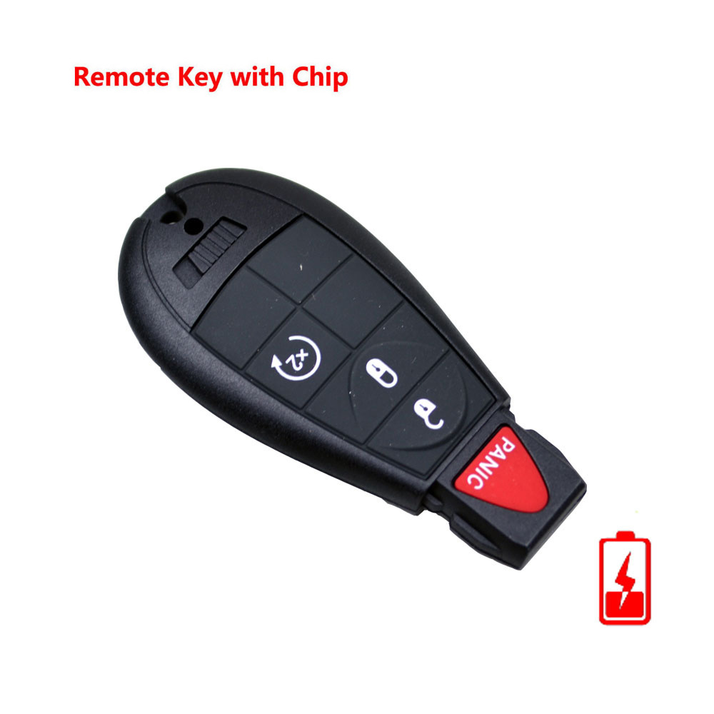 NEW Remote for Dodge Ram 1500 2500 3500 4500 Fobik Remote Star Key Fob Keyless