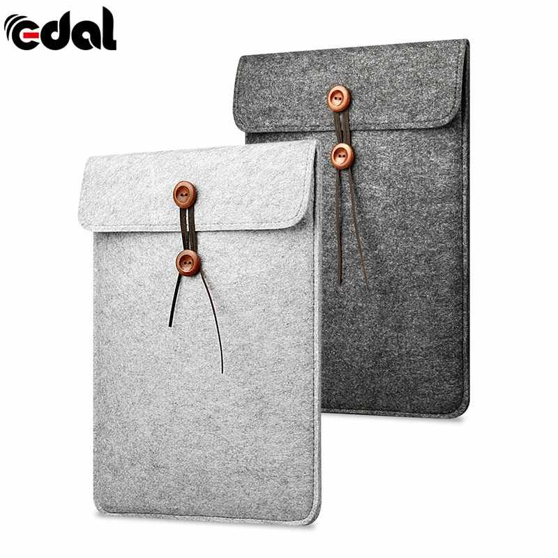 Protective Laptop Bag/Sleeve Woolfelt Cover Case for Apple Macbook Air Pro Retina Laptop Case Cover 12 13 15 Inch