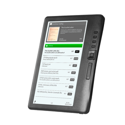 BK7019 портативный читатель электронных книг 8 Гб 7 дюймов многофункциональный электронный читатель Подсветка цветной ЖК-дисплей экран читате...
