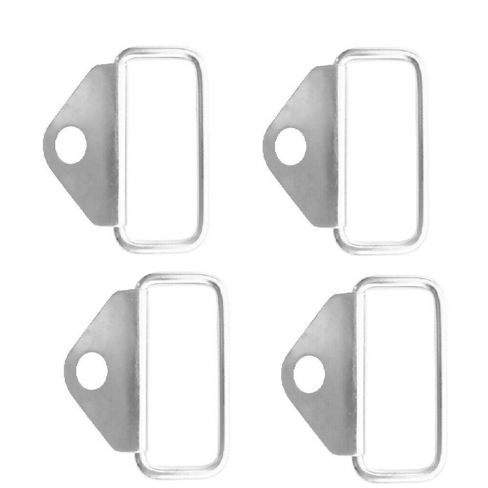 4 шт. многофункциональное прочное кольцо для крепления на опоре, опорное кольцо из стали