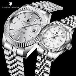 2020 New Couple Watch PAGANI Design Top Brand Luxury Automatic Mechanical Watch Waterproof Clock relogio masculino couple gift