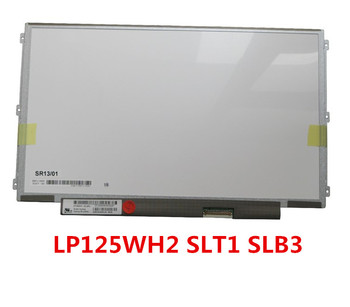 12.5-inch notebook LCD screen IPS display for Lenovo S230U K27 K29 X220 X230 LP125WH2 SLT1 SLB3 image