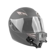 Helmet Curved Arm Adjustment Base Tripod Belt Mount for GoPro Hero 9 8 7 6 5 Xiaomi Yi