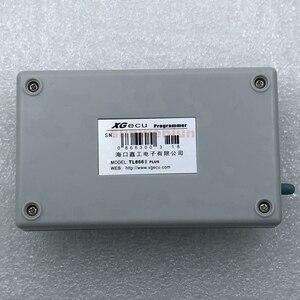 Image 5 - V10.27 XGecu TL866II Plus USB Programmer support 15000+IC SPI Flash NAND EEPROM MCU PIC AVR replace TL866A TL866CS+ 4 adapters
