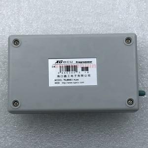 Image 5 - V10.27 XGecu TL866II Plus programator USB obsługa 15000 + IC SPI Flash NAND EEPROM MCU PIC AVR wymień TL866A TL866CS + 4 adaptery