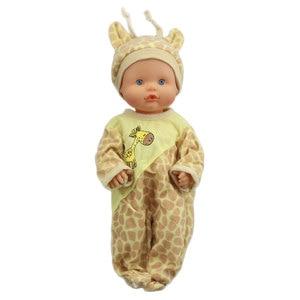 2020 lovely Leisure Set Clothes Fit 35 cm Nenuco Doll Nenuco y su Hermanita Doll Accessories
