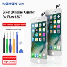 NOHON LCD Display HD Screen Assembly For iPhone 7 6S 6 Touch