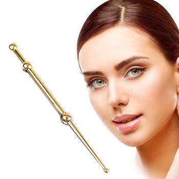 Face Eye Trigger masaż punktowy Pen refleksologia urządzenie do masażu SPA terapia stymulator Acu masaż punktowy r pogłębiarka Meridian tanie i dobre opinie Acupoint Massager Reflexology FGHGF NONE Powrót CN (pochodzenie)