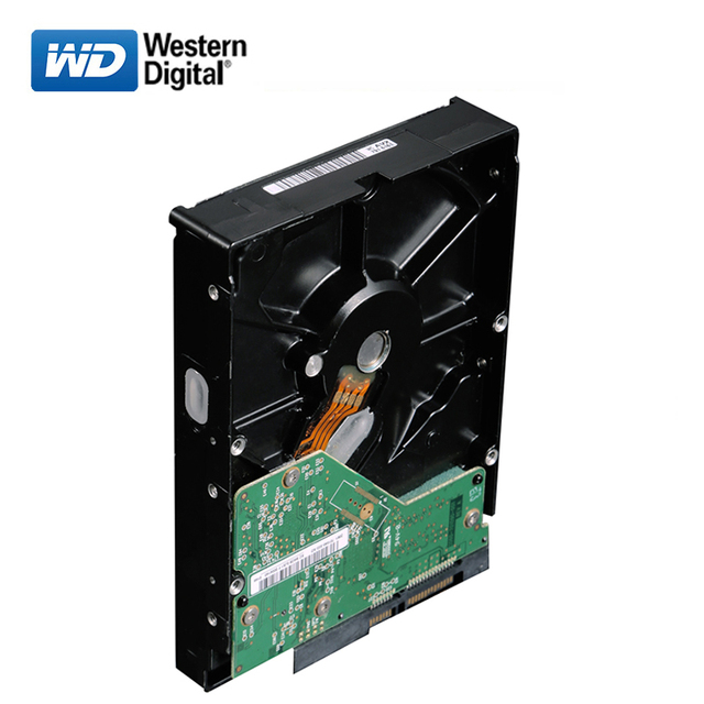 "WD 500GB desktop computer 3.5"" internal mechanical hard drive SATA 250/320/500GB 1/2/3/ 4TB 6Gb/s hard drive for Desktop 5"