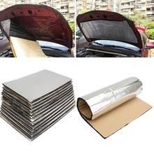 50*30cm Car Door Engine Hood Noise Insulation Pad For Bmw E46 E90 E60 E39 E36 F30 Lada Granta Chevrolet Cruze Lacetti Lexus