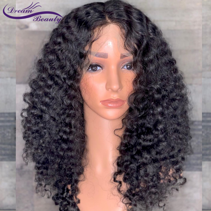 13x4 Lace Front Human Hair Wigs Remy Brazilian Wig Bleached Knots Lace Front Wigs With Baby Hair Pre Plucked Dream Beauty