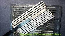 20 adet/grup arka dizi LED şerit çubuk LG 42LN575V 42LN578V 42LN5400 LC420DUE 100% yeni