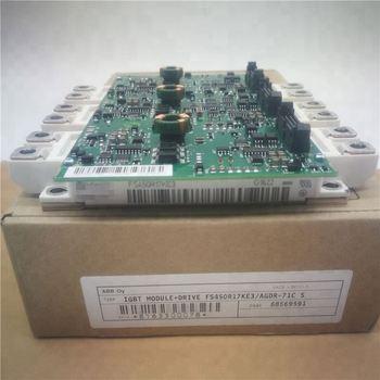 цена на IGBT POWER MODULE FS450R17KE3/AGDR-71C