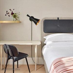 Image 3 - מודרני LED הכה אור קיר מנורת מכשיר אורות סלון חדר שינה קיר ליד מיטת אור בית תאורה גופי דקור
