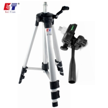 KaiTian Tripod for Laser Level Adjustable Height Thicken Aluminum 1.2M 5/8 Inch Tripod Stand For Self-Leveling Level Lasers Line