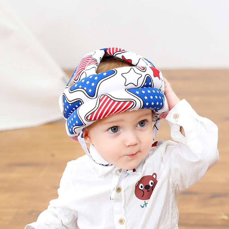 Helmet-Hat Head-Bumper-Cap Protection Toddler Newborn Security Infant Baby Safety-Protective-Anti-Collision