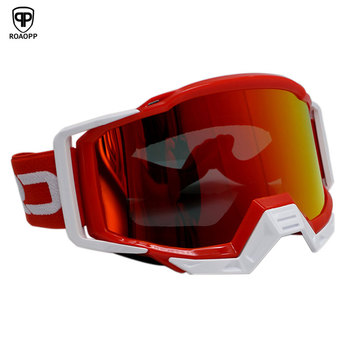Gafas de motocicleta gafas de Motocross casco MX Moto Dirt Bike ATV esquí deportes al aire libre de vidrio Scooter Googles máscara para KTM