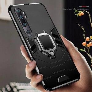 Магнитный чехол для телефона Xiaomi Mi 10 Pro Note 10 A3 Lite Mi 9 Lite Mi9T, чехол-бампер из ТПУ и поликарбоната