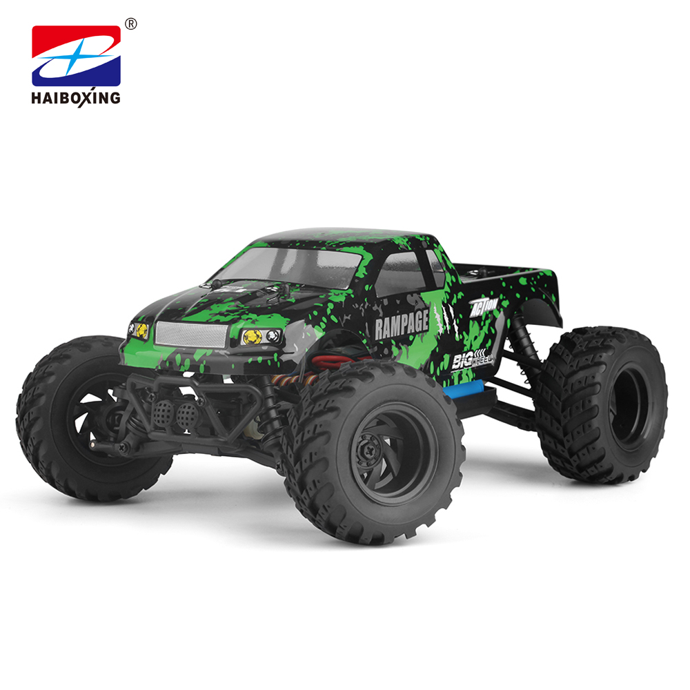 HBX RC Car 4WD 2.4Ghz Radio Controller 1:18 Scale High Speed Remote Control Car Electric Powered Off-road Vehicle model stickers