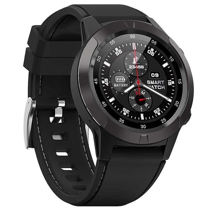 M4 Smart Watch Men Compass GPS Smartwatch Multi-Language IP67 Waterproof Heart Rate Monitor Clock Call Message Reminder