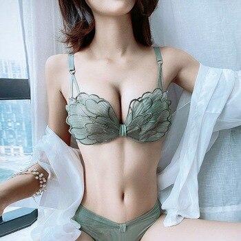 Women Comfortable Underwear Bra Sets INTIMATES