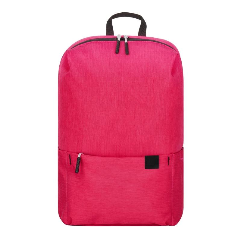 Женский рюкзак для путешествий, рюкзак через плечо, сумка для милой девушки, водонепроницаемые, мульти-карманные сумки, повседневная Студенческая спортивная сумка, рюкзак для ноутбука - Цвет: PCKG pink