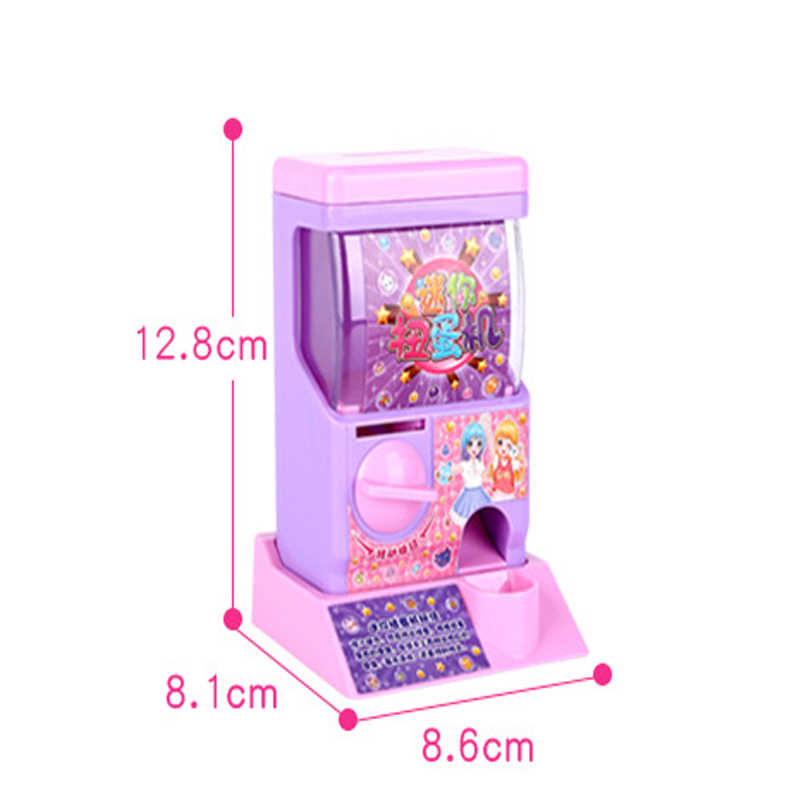 Çocuk sikke pençe makinesi otomat şeker oyun oyuncaklar ile otomatik şeker makineleri için uygun kapalı oyun Arcade oyunları