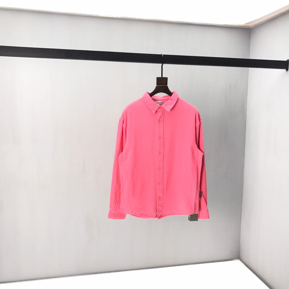 2020Batwing Sleeve Bomber Jeans Jacket Women Short Coat Vintage Pink Denim Jacket  Plus Size Loose Man Jean Coat Outerwear