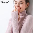 Moxeay Turtleneck Sw...