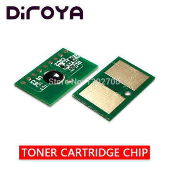 50PCS 11.1K NA/LA 45807115 45807129 Toner Cartridge chip For OKI ES5112 ES4132 ES4192 ES5162 ES5162MFP ES 5112 4132 4192 5162MFP