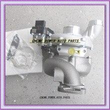 Turbo GTA2052GVK 765155 743507 757608 765155-5007S для Mercedes Benz C320 E280 CLS320 R280 R320 ML280 ML320 интерактивного компакт-диска OM642 EURO4 3.0L