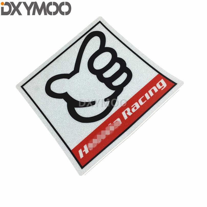 Araba Styling vinil çıkartması otomatik vücut pencere kapı Sticker japonya JDM hiçbir iyi yarış GK5 FD2 Sticker çıkartması 3M