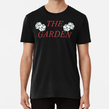 The Garden Band Logo T Shirt the garden fletcher haha mirror wyatt enjoy puzzle vada vada epitath burger records(China)