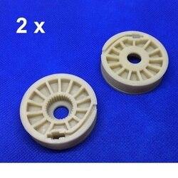 X2 klipy naprawa regulatora okna rolki zestaw do bmw X5 E53/przód/tył/w prawo lub w lewo