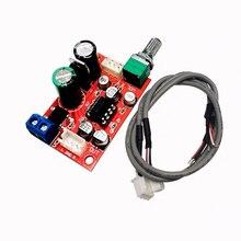 Предусилитель NE5532, плата предусилителя звука, предусилитель, Сервоусилитель, мощность DC8 24V AC5 16V