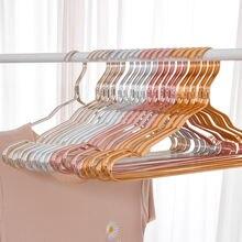 5 шт металлическая вешалка для одежды из алюминиевого сплава